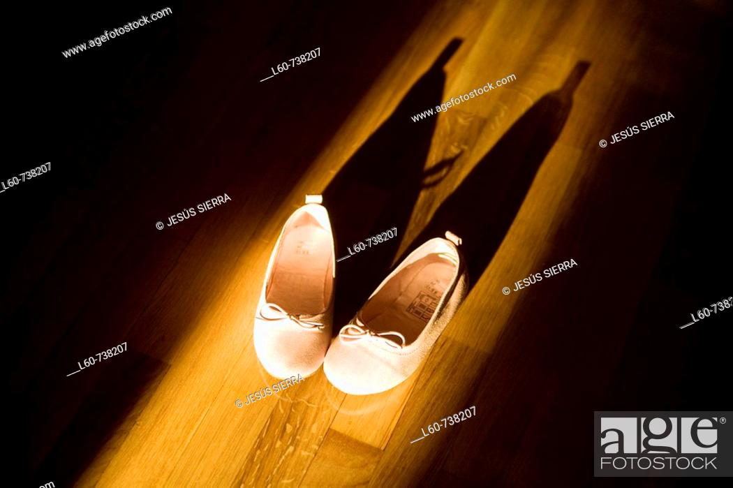 Stock Photo: Shoes.