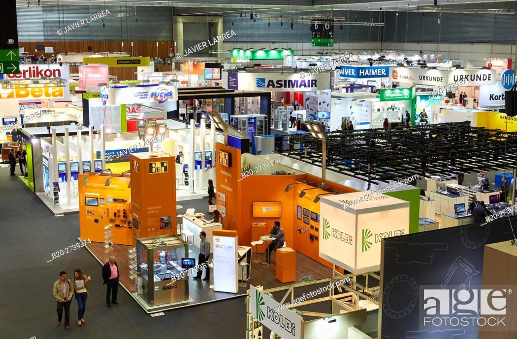 Machine Tool Biennial Bilbao Exhibition Center Bec Bilbao