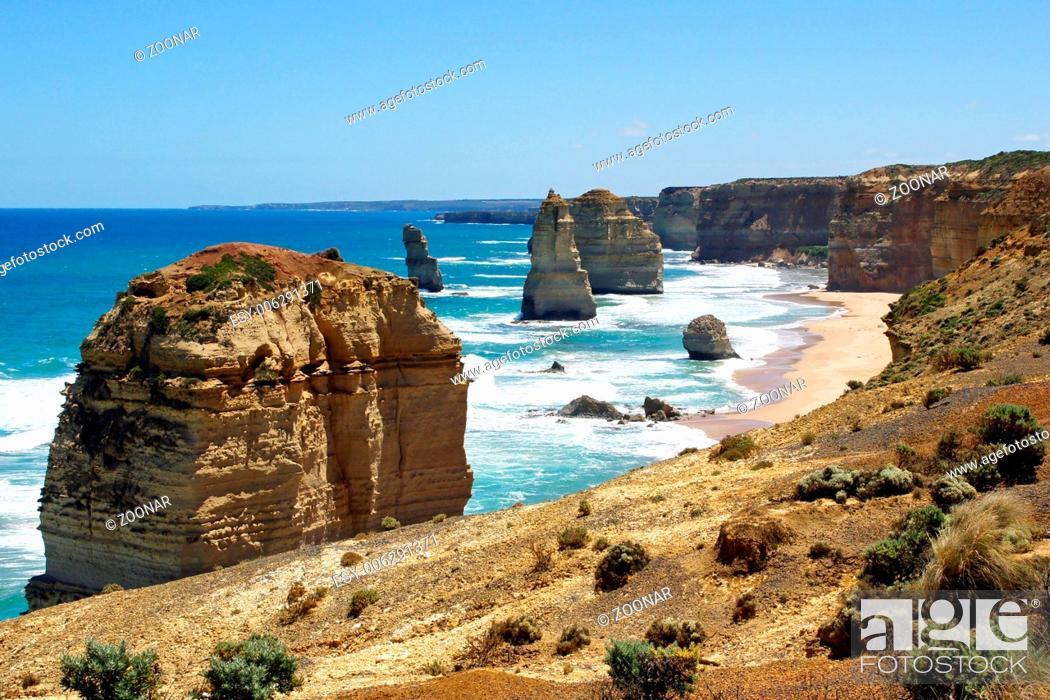 Imagen: Great Ocean Road, Australia.