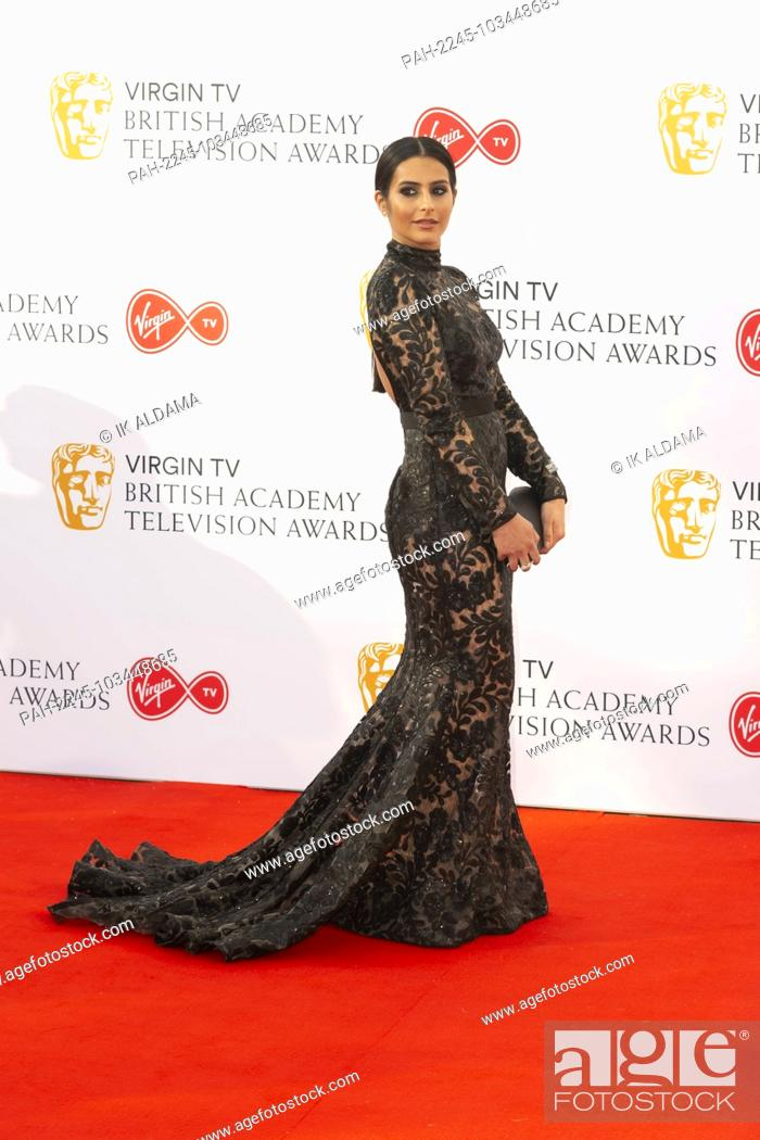 Fiona Wade attends the Virgin TV British Academy Television