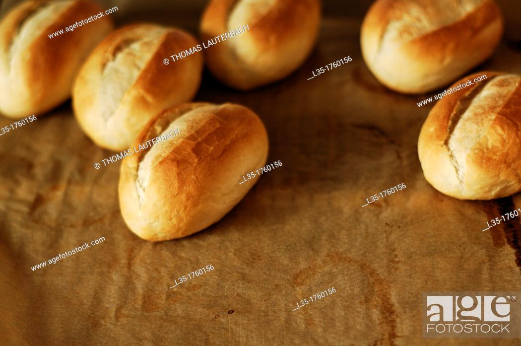 Stock Photo: Bread rolls.