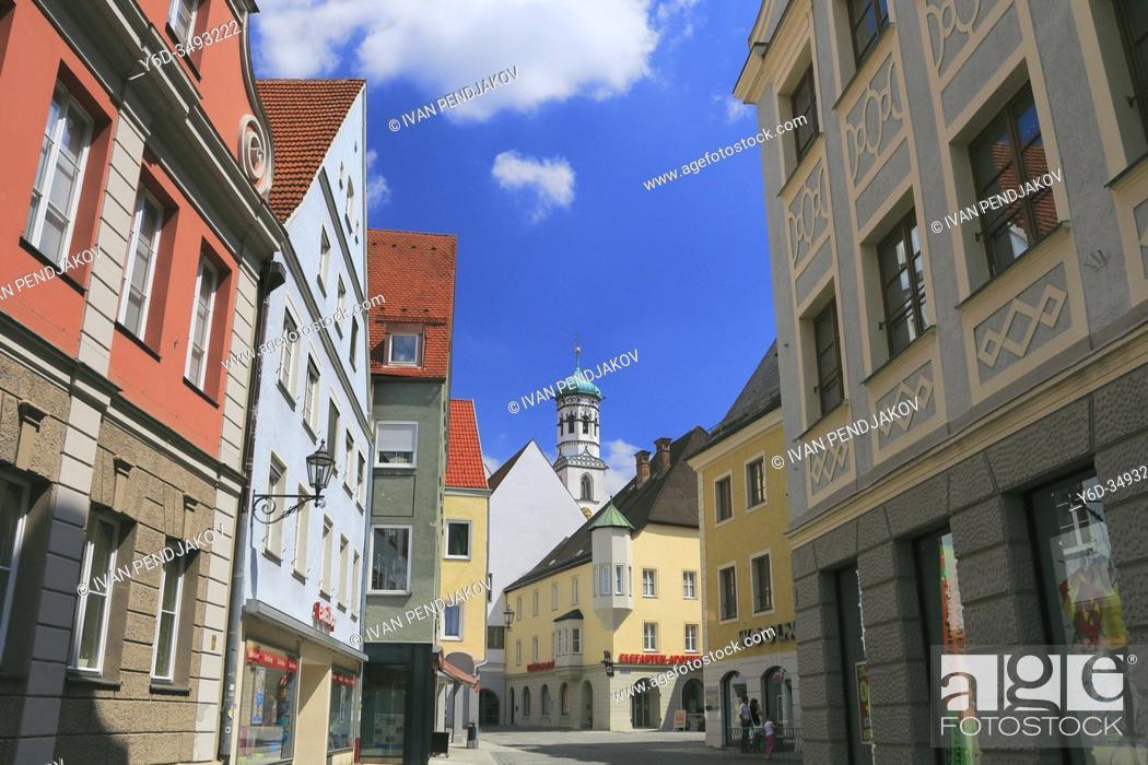 Imagen: Memmingen, Bavaria, Germany.