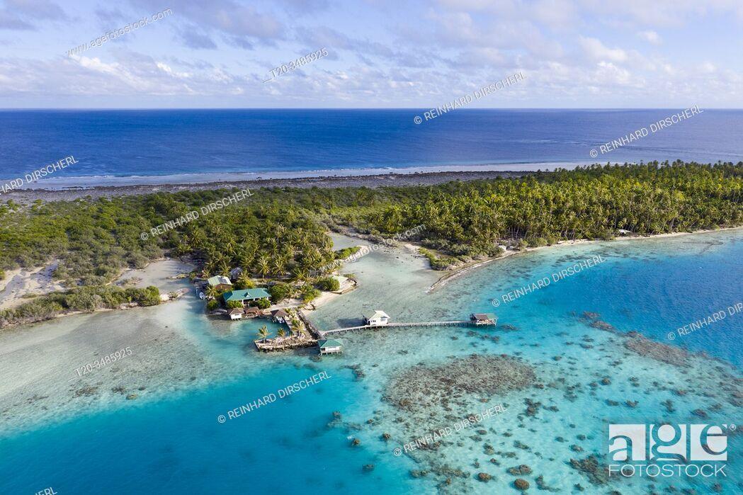 Imagen: Impressions of Ahe Atoll, Tuamotu Archipel, French Polynesia.