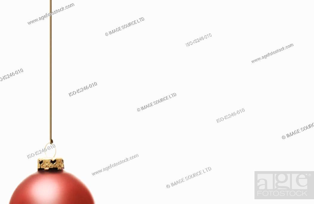 Stock Photo: Christmas decoration.