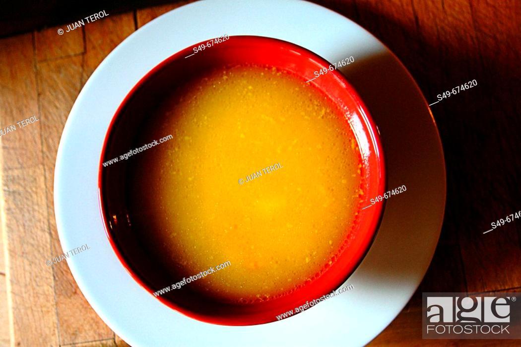 Stock Photo: Soup.