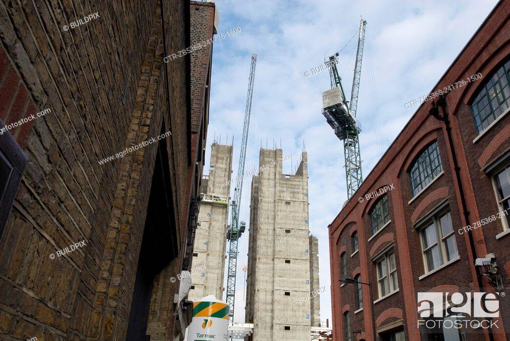 Imagen: Construction site.