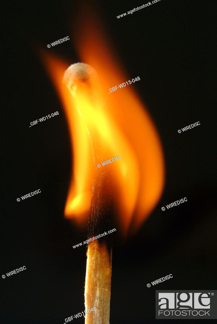 Stock Photo: Businesses Concepts II, fire, Brazil.