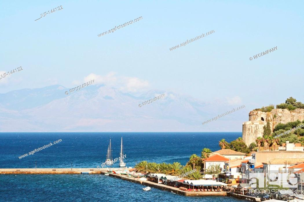 Stock Photo: Greece : Koroni.