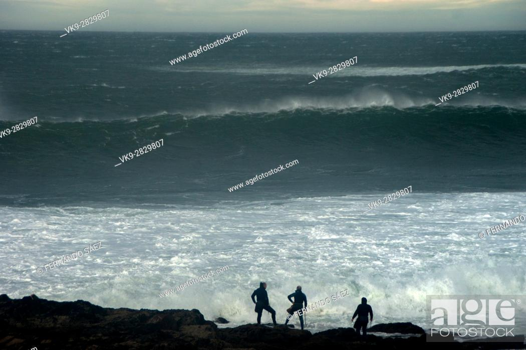 Stock Photo: Asturias, north of Spain.