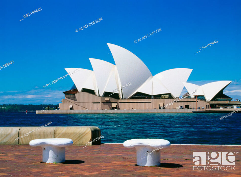 Stock Photo: Opera House. Sydney. Australia.