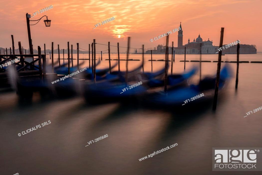 Stock Photo: Sestiere San Marco, Venice, Venice province, Veneto, Italy, Europe.