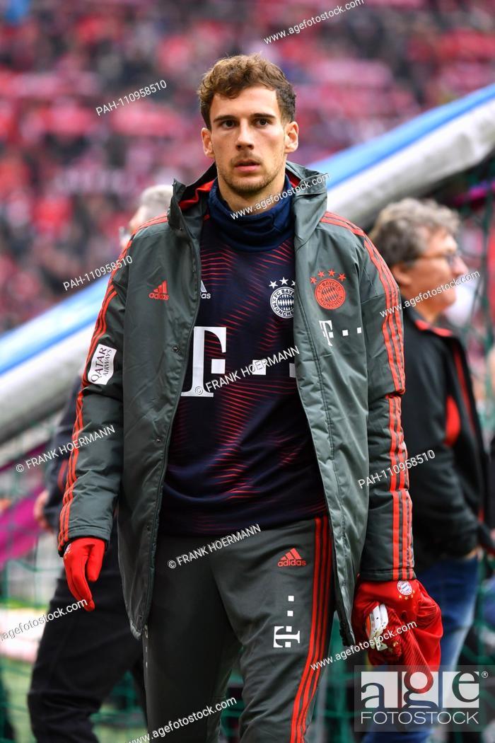 Leon GORETZKA (FC Bayern Munich), reserve bench, substitute