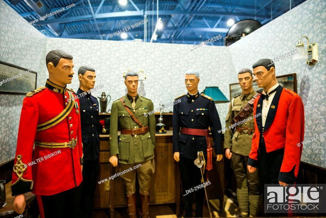 Canada, Ontario, Thousand Islands Region, Kingston, Military