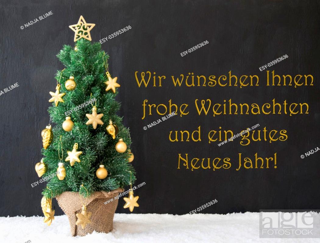 Text Frohe Weihnachten Und Ein Gutes Neues Jahr.German Text Wir Wuenschen Ihnen Frohe Weihnachten Und Ein Gutes
