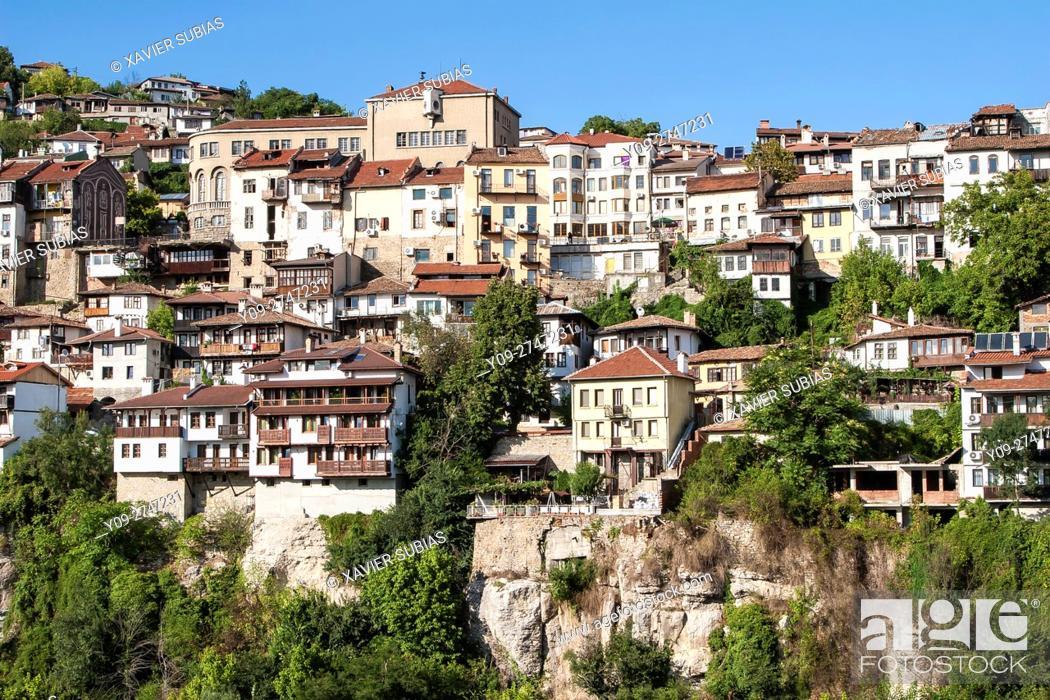 Stock Photo: Veliko Tarnovo, Bulgaria.