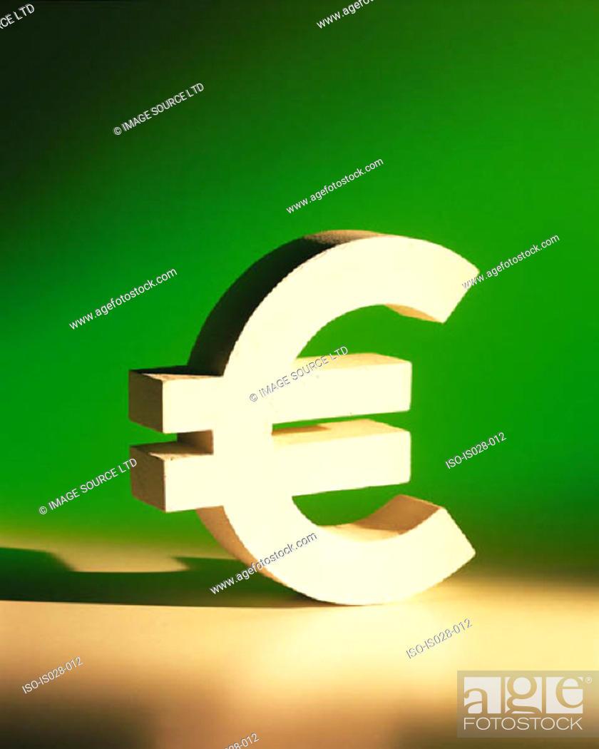 Stock Photo: Euro.