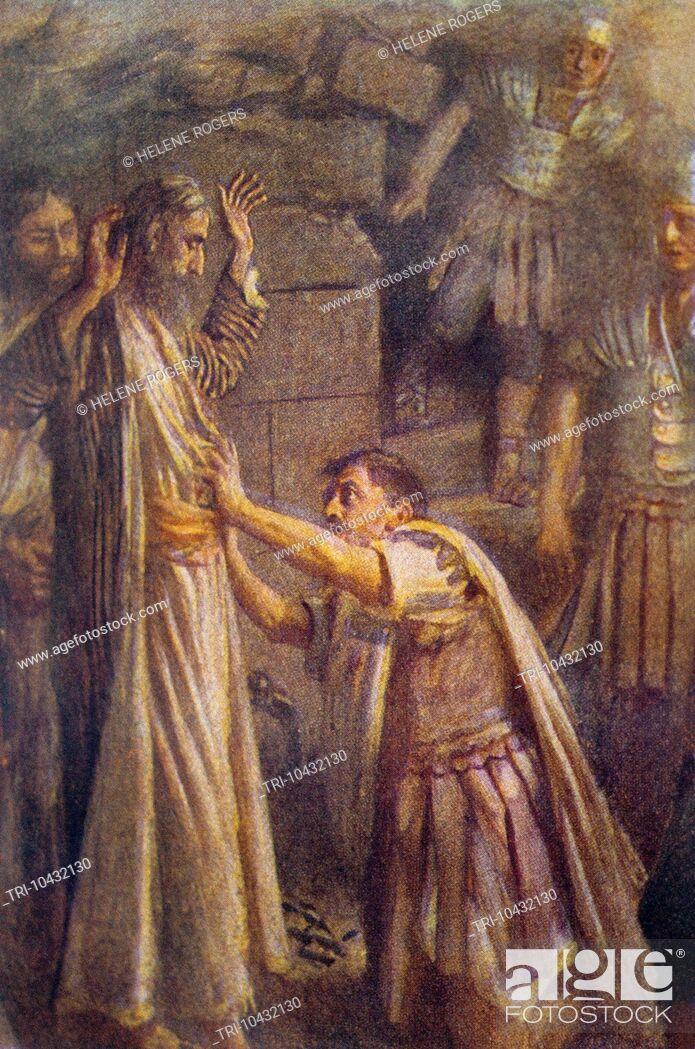 Imagen: Bible Stories Jesus And Judas.