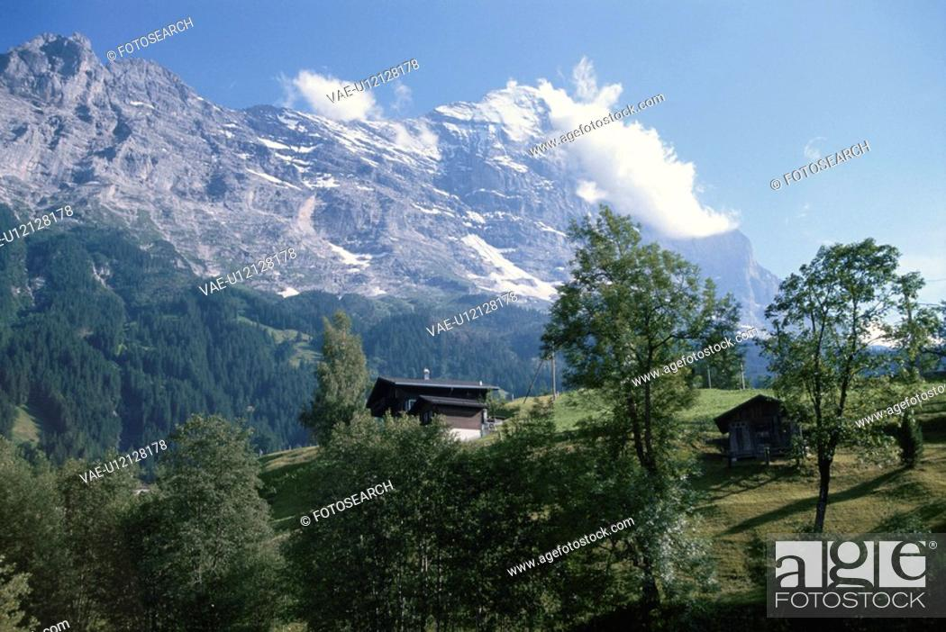 Stock Photo: Scenery Of The Alps.