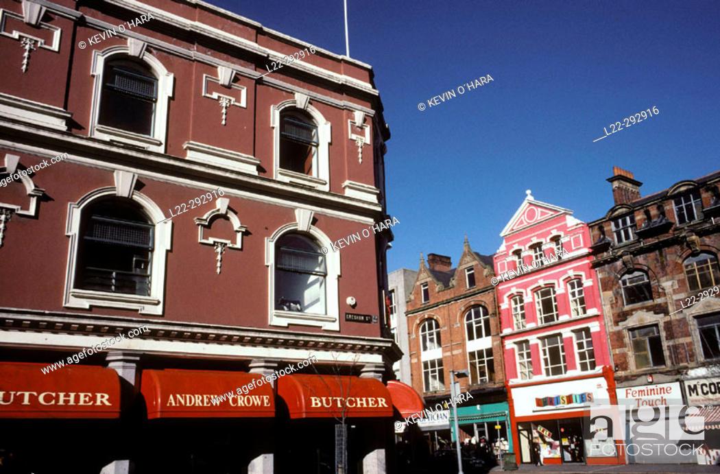 Stock Photo: Belfast. North Ireland, UK.