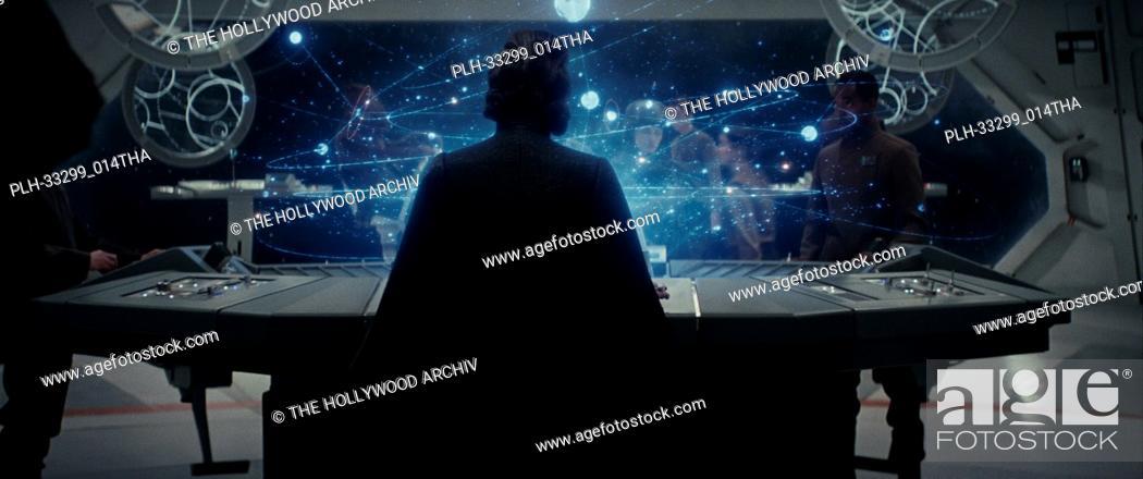 "Stock Photo: """"""Star Wars: The Last Jedi"""" (2017) Photo: Film Frames Industrial Light & Magic/Lucasfilm."