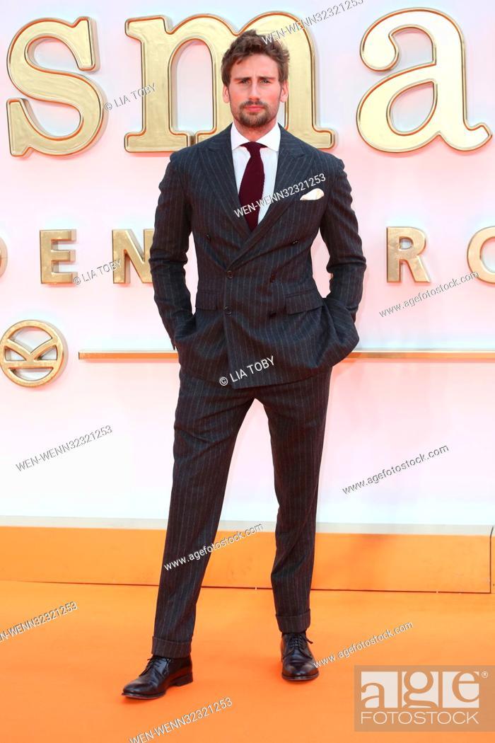 Kingsman: The Golden Circle' World Premiere Arrivals