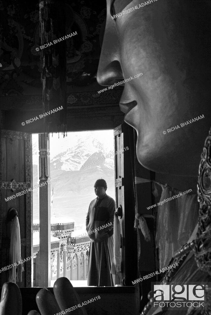 Imagen: Ladakh, India. March 18, 2014.