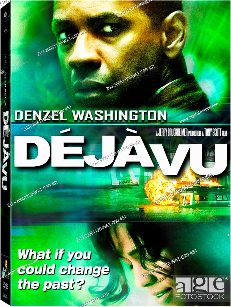 Stock Photo: RELEASE DATE: November 22, 2006. MOVIE TITLE: Deja Vu. STUDIO: Touchstone Pictures. PLOT: An ATF agent travels back in time to save a woman from being murdered.