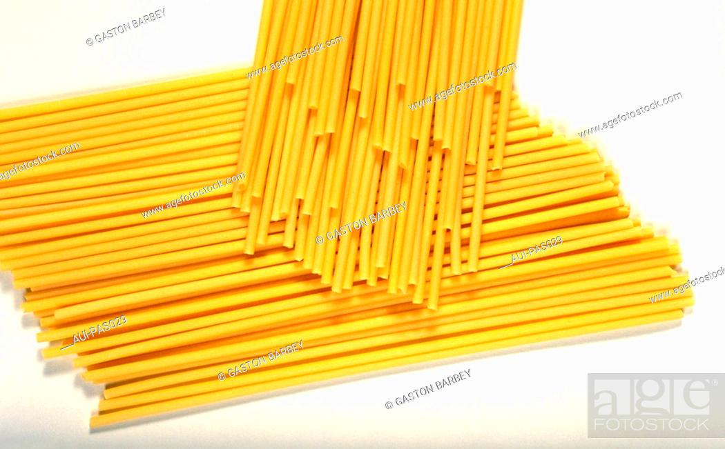 Stock Photo: Pasta.