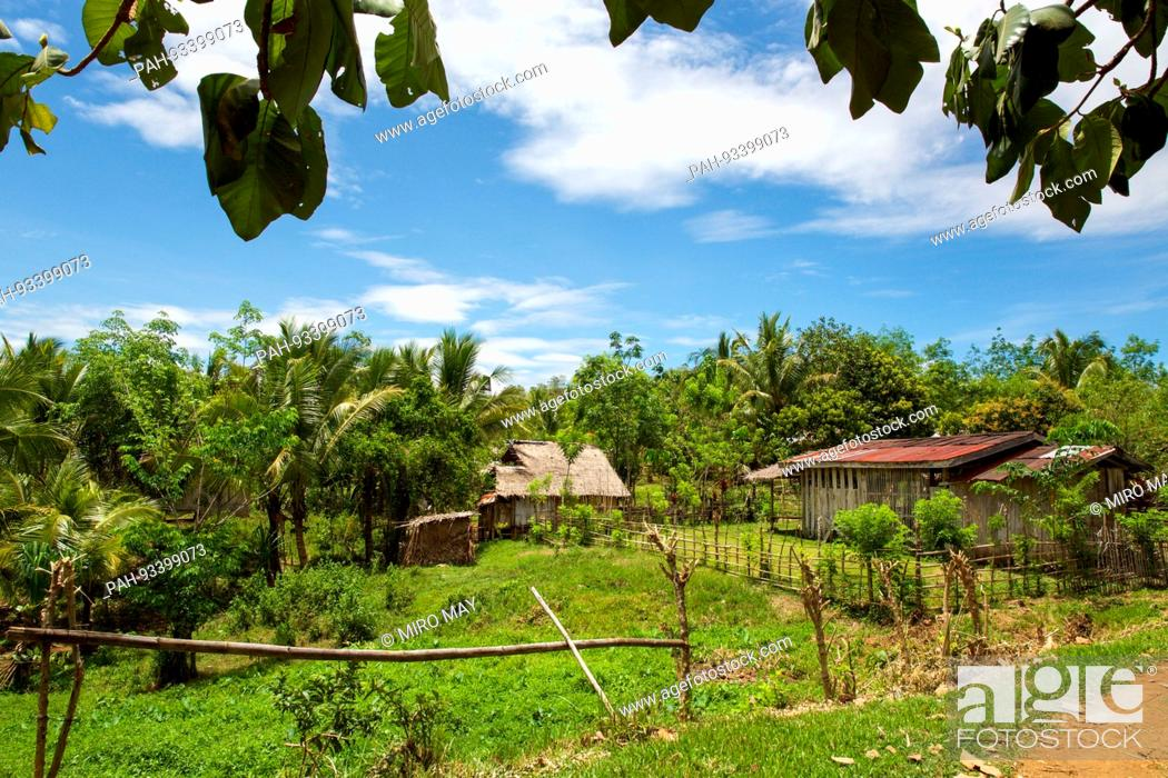 Naseco Village on 23  May  2016 on Mindanao the second largest