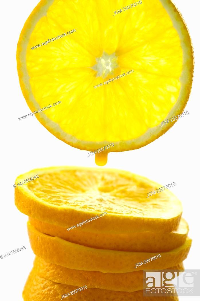 Stock Photo: Orange.