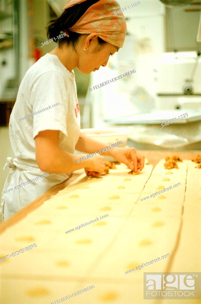 Stock Photo: Ruffini - Bakery.