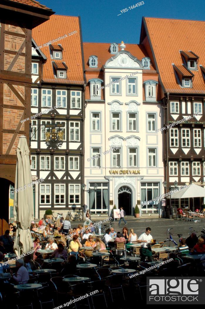 Stock Photo: Hildesheim, Germany.