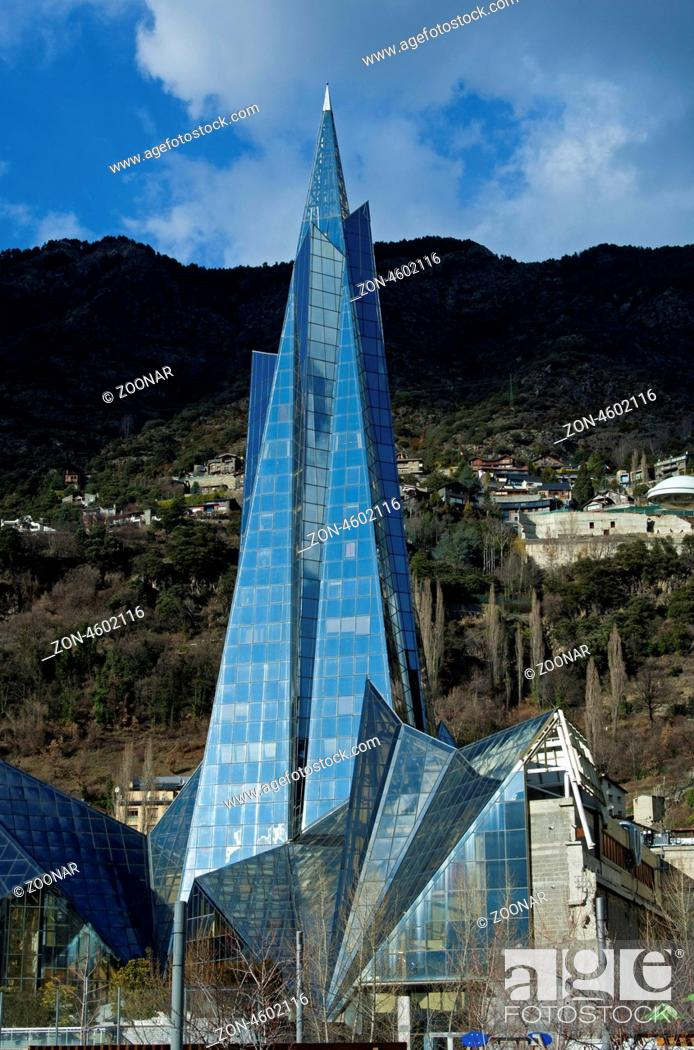 Wellness Zentrum Caldea Escaldes Engordany Andorra La Vella