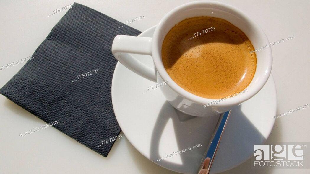 Photo de stock: Espresso.