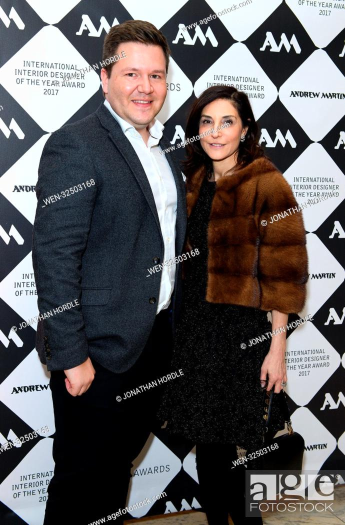Andrew Martin International Interior Designer Of The Year Awards 2017 At The Royal Academy In London Stock Photo Picture And Rights Managed Image Pic Wen 32503168 Agefotostock