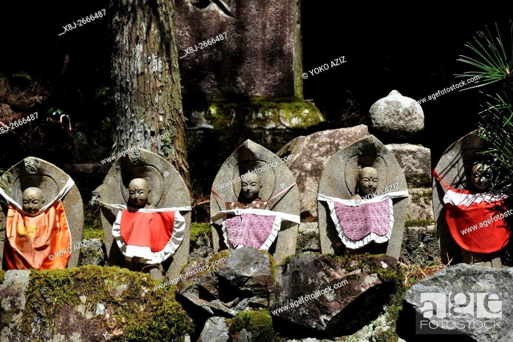 Imagen: Japan, Koyasan, Koya mount, Danjo Garan.