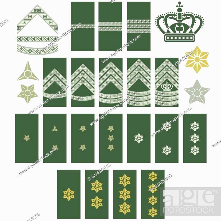 Insignia military Military Ranks