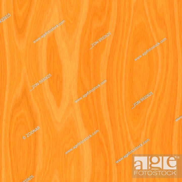 Stock Photo: Seamless render of bright wooden background.