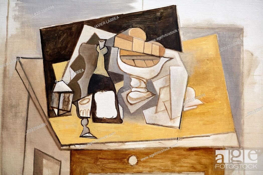 Grande nature morte, Pablo Picasso, Musee de L\'Orangerie, Tuileries ...