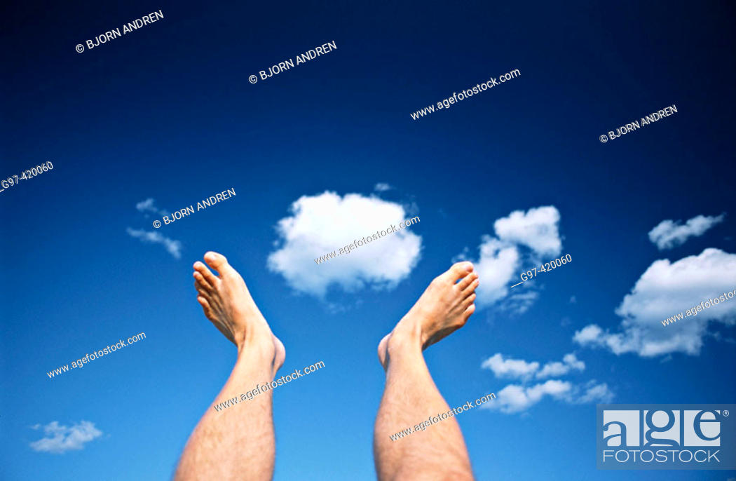 Stock Photo: Foot.