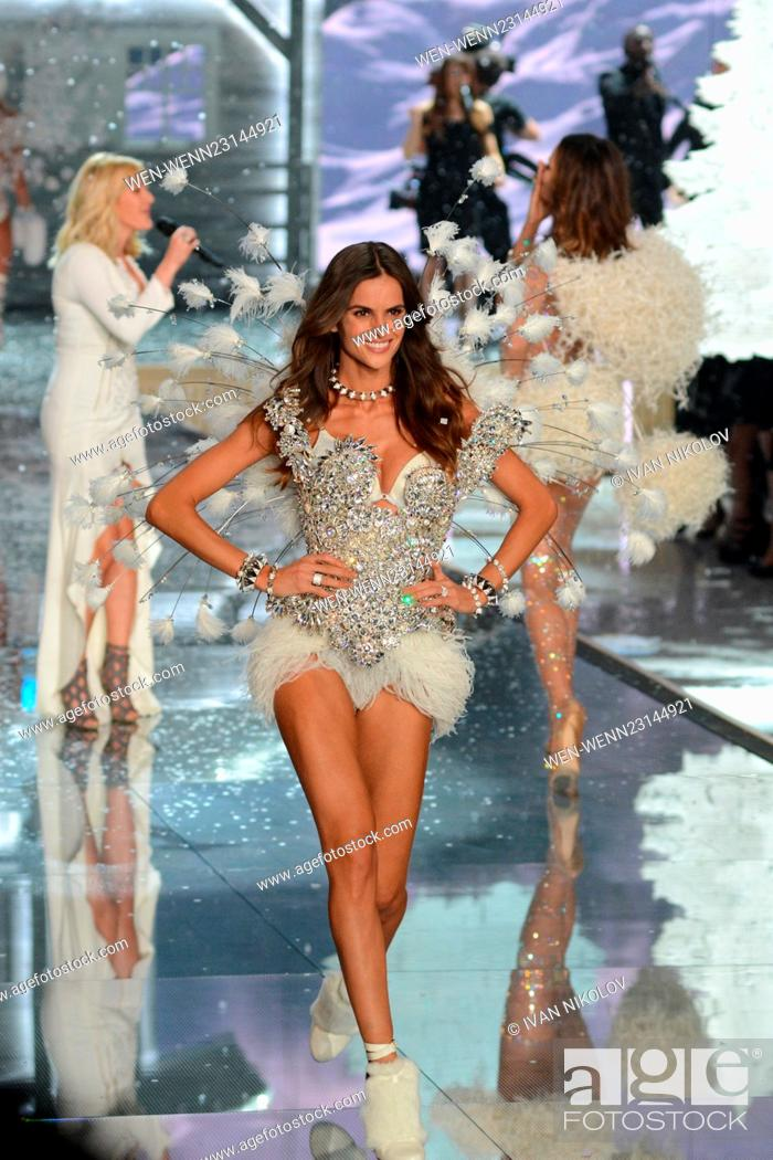 ae294dd9e1 Stock Photo - 2015 Victoria s Secret Fashion Show - Runway Featuring  Izabel  Goulart Where  New York