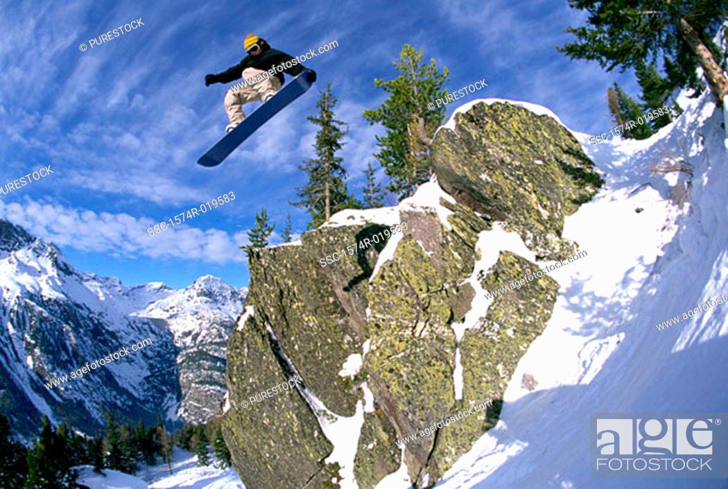 Stock Photo: Chamonix France.
