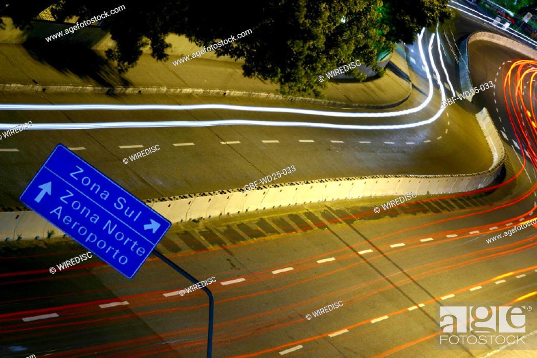 Stock Photo: Transport, highway.