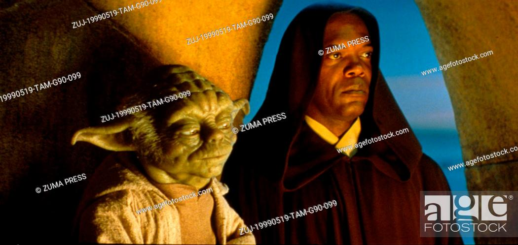 Stock Photo: RELEASE DATE: May 19, 1999. FILM TITLE: Star Wars: Episode I - The Phantom Menace. STUDIO: 20th Century Fox. PLOT: When the evil Trade Federation plots to take.