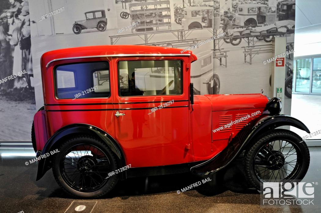 Old Bmw Car From About 1930 Bmw Museum Munich Bavaria Germany Europe Stock Photo Picture And Rights Managed Image Pic Ibr 2128297 Agefotostock
