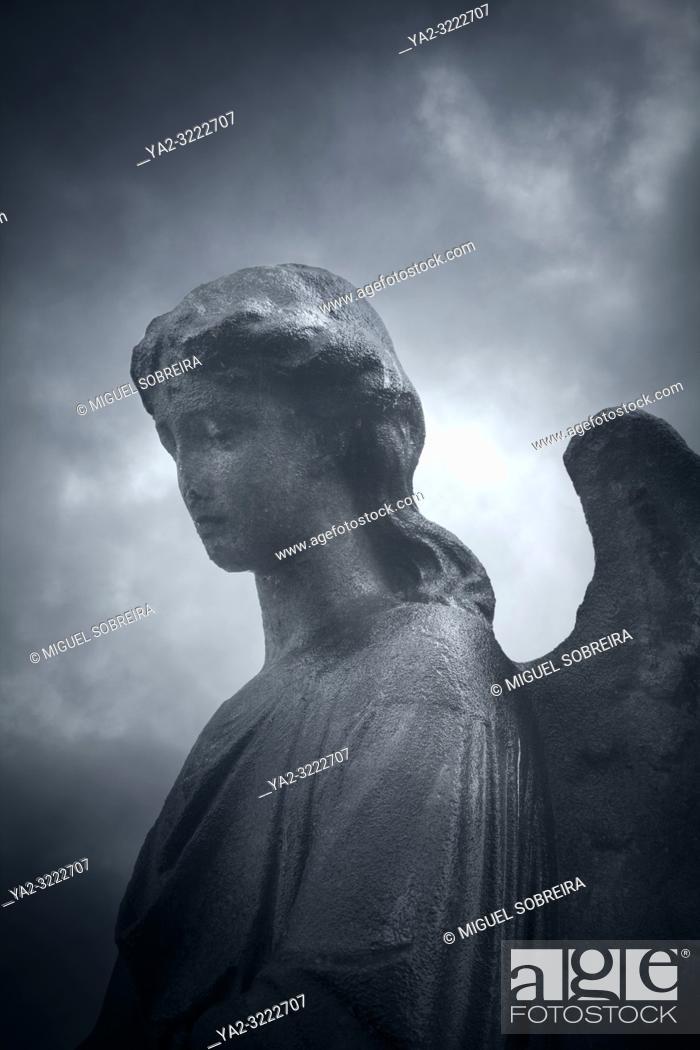 Imagen: Female Stone Angel.