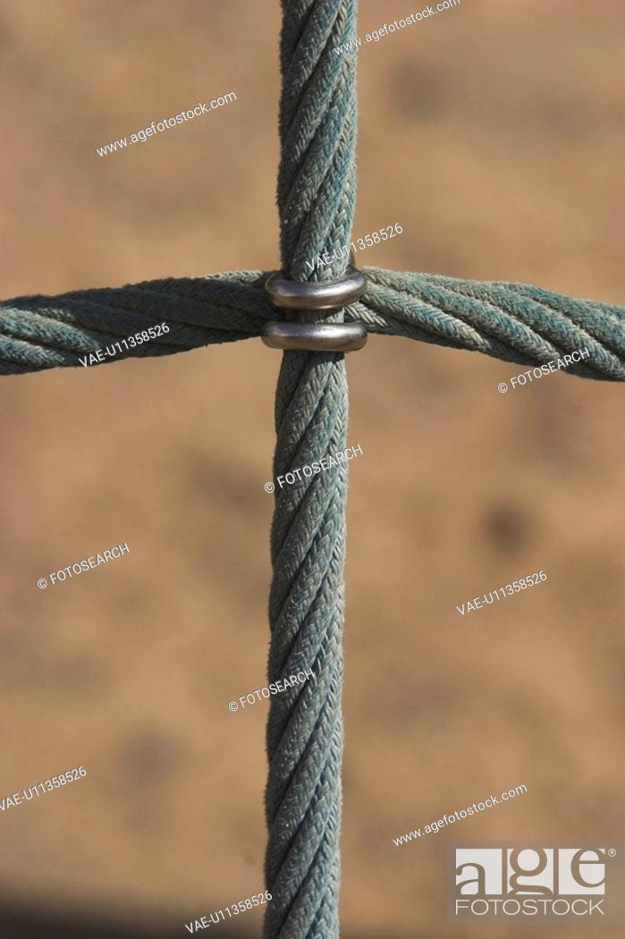 Stock Photo: Bind, Part Of, Cable, Clamp.
