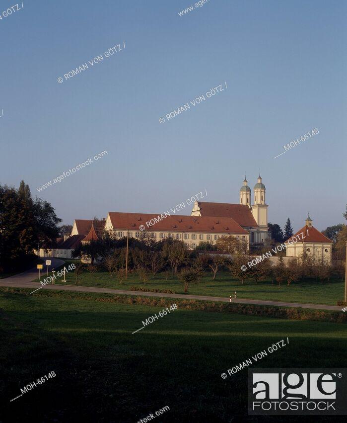 Imagen: Holzen, Kirche der ehemaligen Benediktinerinnenabtei.