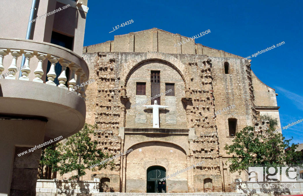 7b1d43ab50 Stock Photo - Mont-roig del Camp. Tarragona province. Catalonia. Spain.
