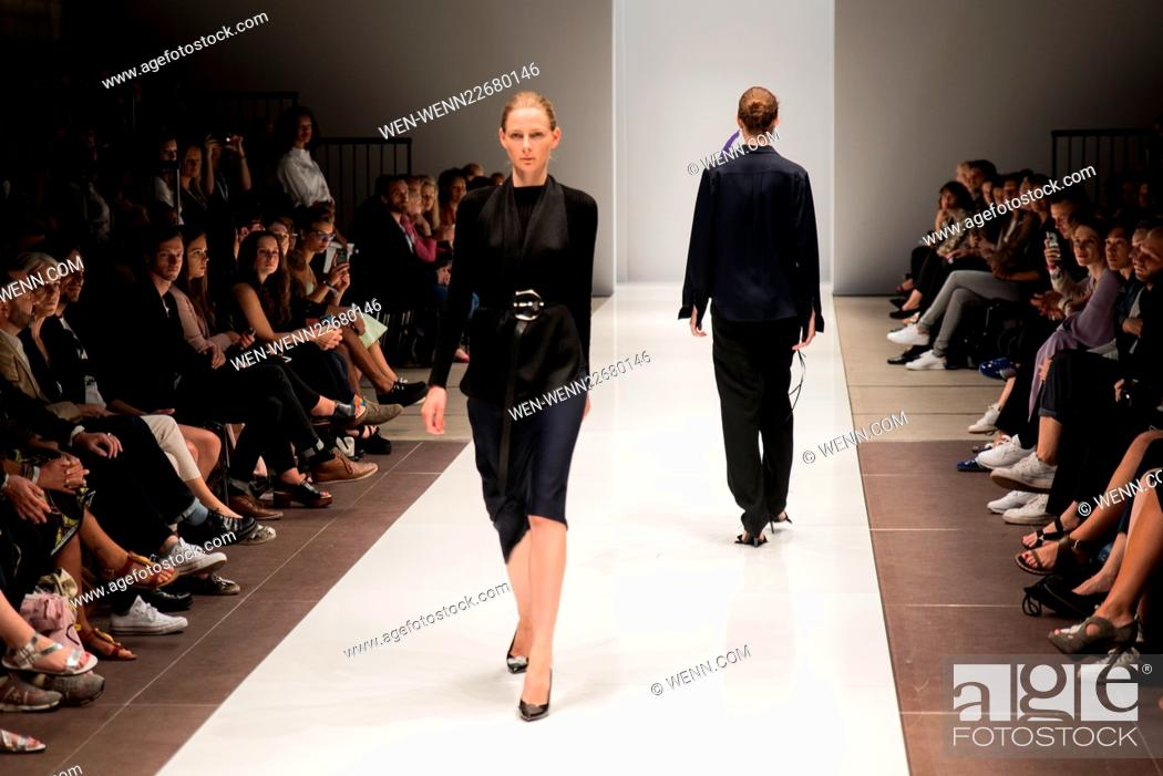 Mercedes Benz Fashion Week Berlin Springsummer 2016 Michael